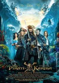 film PIRATI SA KARIBA 3D: SALAZAROVA OSVETA  (Pirates of the Caribbean: Dead Men Tell No Tales)