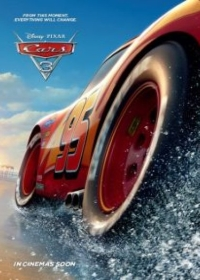 film AUTOMOBILI 3, 3D (sinh.) (Cars 3)