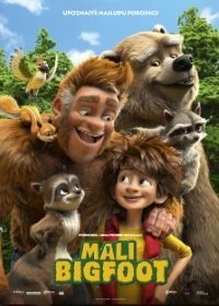 film MALI BIGFOOT  3D (sinh.) (The Son of Bigfoot)