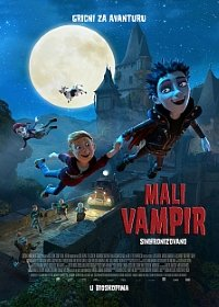 film MALI VAMPIR 3D (SINH.)  (The Little Vampire 3D)
