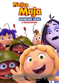 film PČELICA MAJA 2: MEDENE IGRE 3D (Maya the Bee: The Honey Games)
