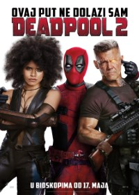 film DEADPOOL 2 (Deadpool 2 )
