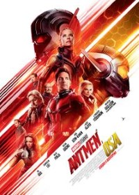 film ANTMEN I OSA  3D  (Ant-Man and the Wasp )