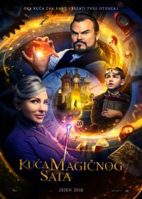 film KUĆA MAGIČNOG SATA   (The House with a Clock in its Walls)