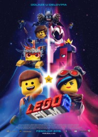 film LEGO FILM  2  (titl.) (The LEGO Movie 2: The Second Part)