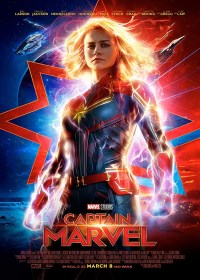 film KAPETAN MARVEL  3D (Captain Marvel)
