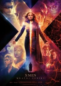 film X-MEN: MRAČNI FENIKS  3D (Dark Phoenix)