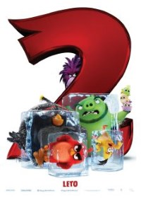 film ANGRY BIRDS FILM 2 (Sinh.) 3D  (The Angry Birds Movie 2)