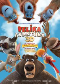 film VELIKA AVANTURA  3D (The Big Trip)